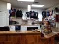 Reception & Pro Shop