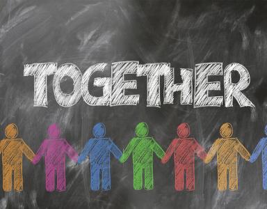 Together, Teamwork